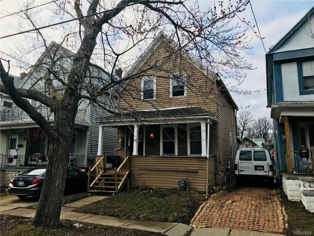 86 Briggs Avenue, Buffalo, NY 14207