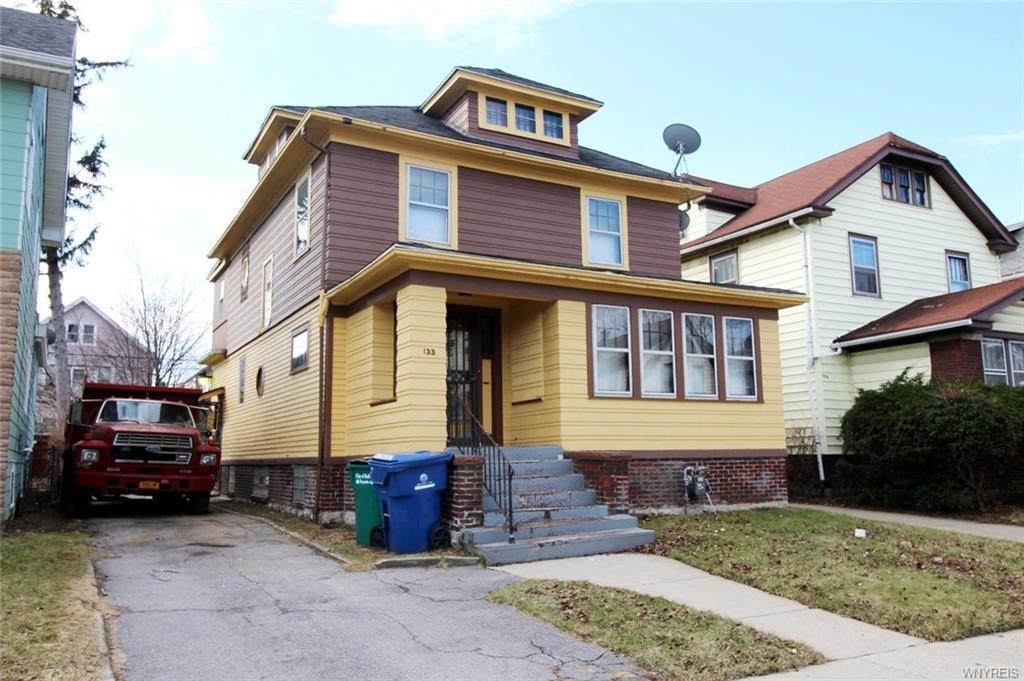 133 Hamlin Road, Buffalo, NY 14208
