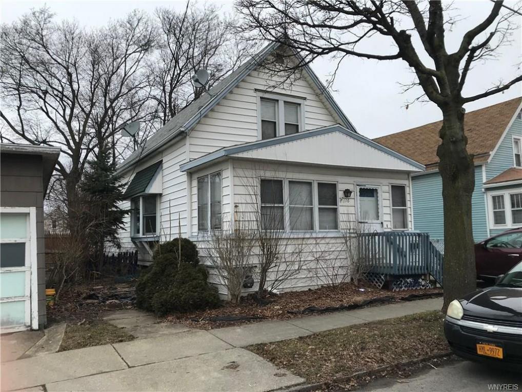116 Grace Street, Buffalo, NY 14207