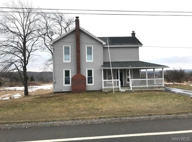 6197 Curriers Road, Arcade, NY 14009