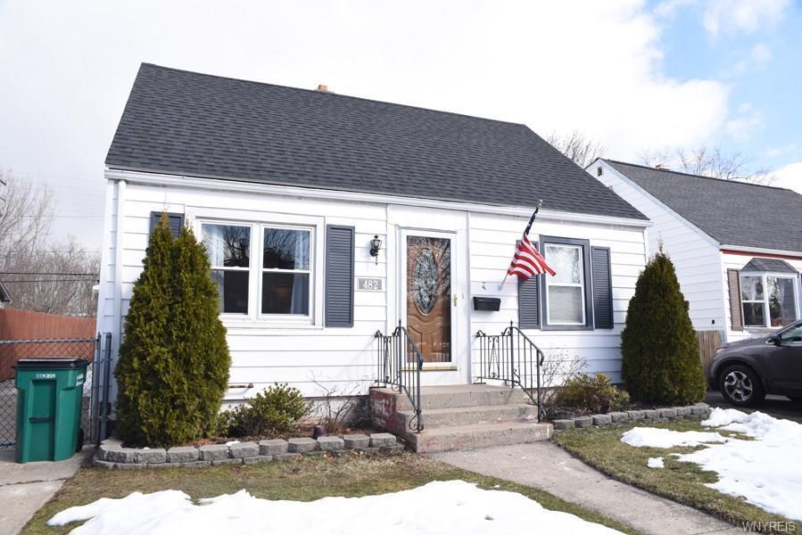 482 Taunton Place, Buffalo, NY 14216