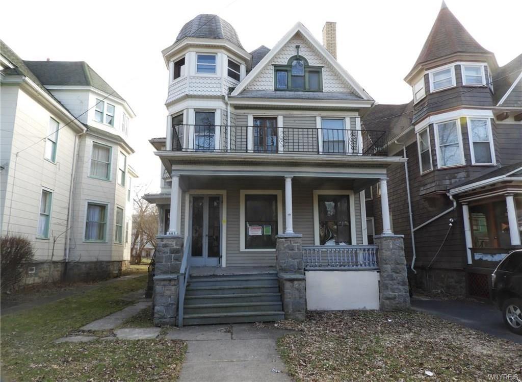 681 Chilton Avenue, Niagara Falls, NY 14301