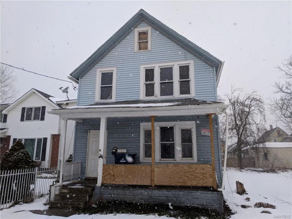 26 Pink Street, Buffalo, NY 14206