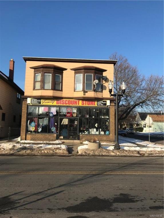 1098 Lovejoy North, Buffalo, NY 14206