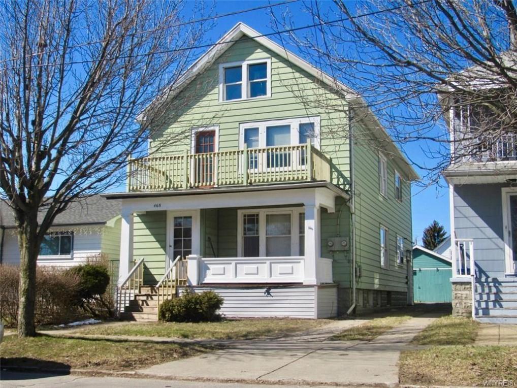 468 Goethe Street, Buffalo, NY 14212
