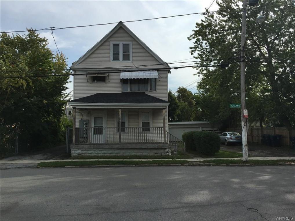 48 Holland Avenue, Lackawanna, NY 14218
