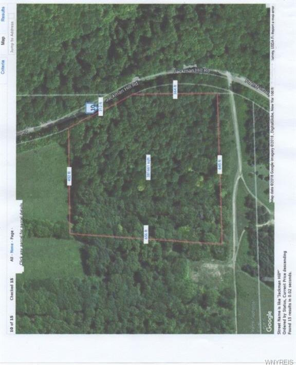 Lot Jackman Hill Road, Ellicottville, NY 14731