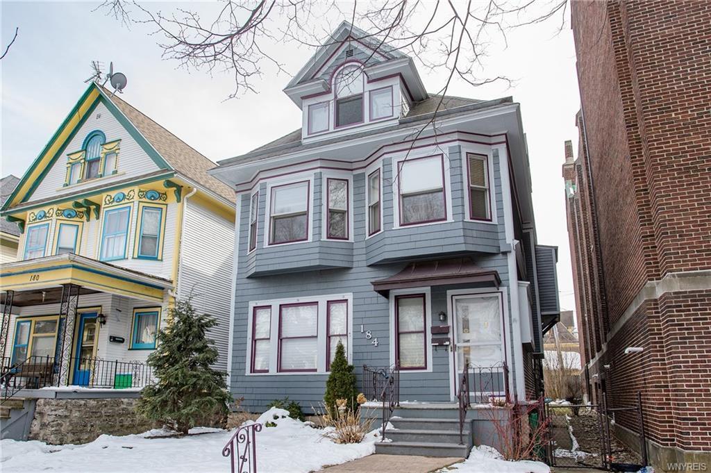 184 Saint James Place, Buffalo, NY 14222