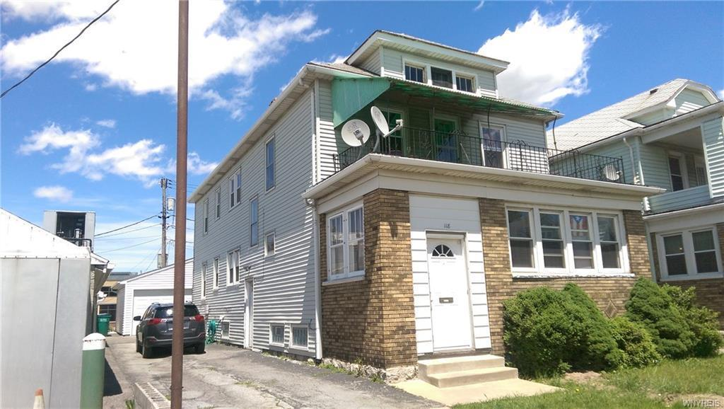118 Tacoma Avenue #Lower, Buffalo, NY 14216