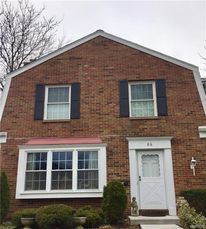 86 Hickory Hill Road, Amherst, NY 14221