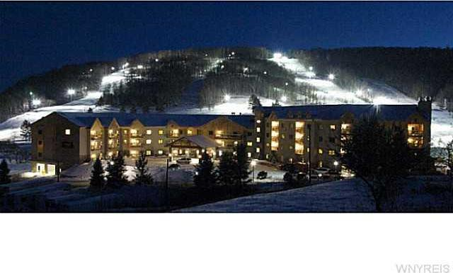 6557 Holiday Valley Road Tamarack Club #321/323-1, Ellicottville, NY 14731