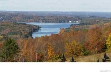 7809 Slusher Hill Road / Rushford Lake, New Hudson, NY 14717