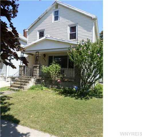 283 North Ogden Street, Buffalo, NY 14206