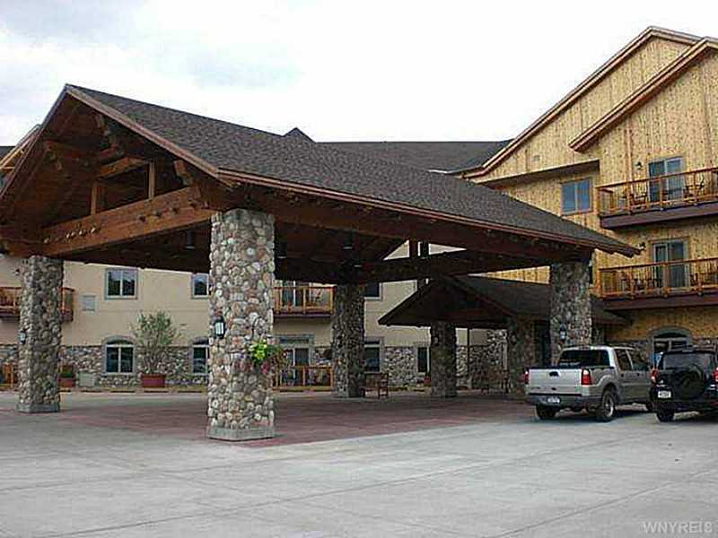 6557 Holiday Valley Road; Tamarack Club #201/203-2, Ellicottville, NY 14731