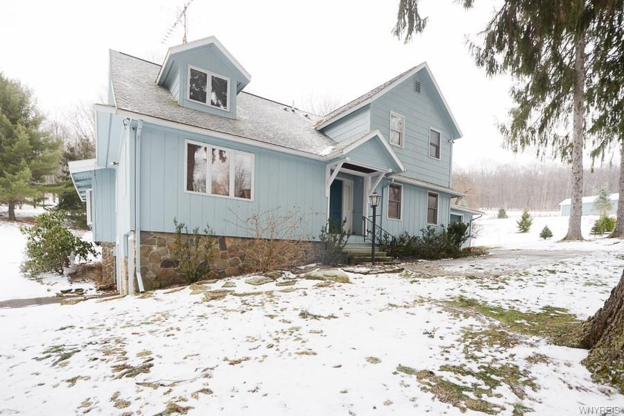 4934 Snow Brook Road, Humphrey, NY 14741