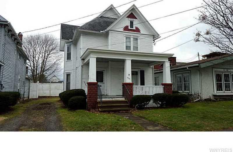 911 West Henley Street, Olean City, NY 14760