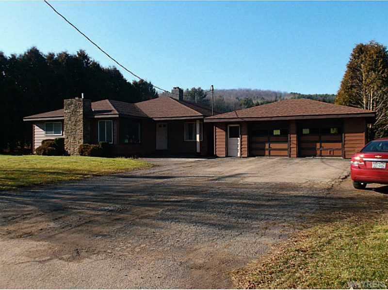 3827 County Road 9 (knights Creek Road), Scio, NY 14880