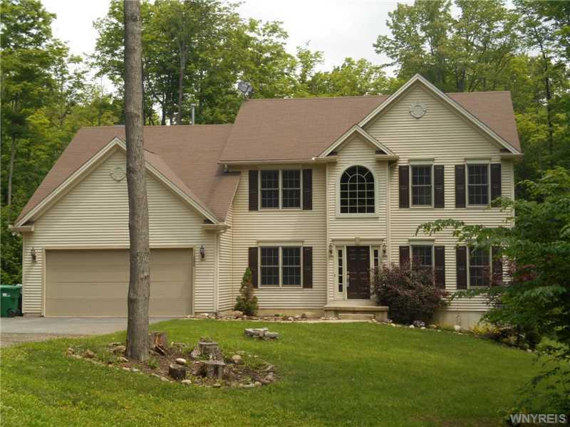 11288 Partridge Road, Holland, NY 14080