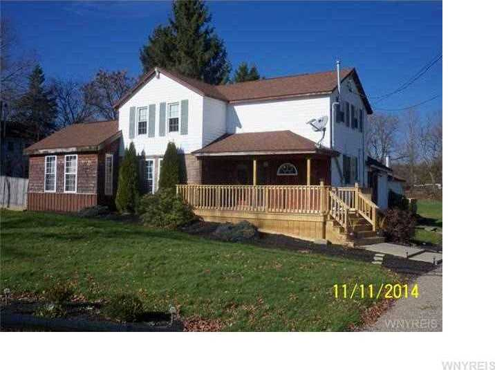 3052 Bakerstand Road, Franklinville, NY 14737