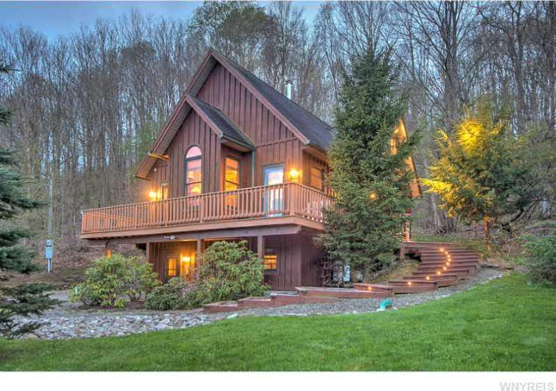 5799B Eagle Forest Rd (off Rte 219), Great Valley, NY 14731