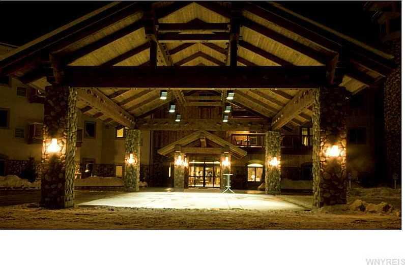 6557 Holiday Valley Road; Tamarack Club #414/416-4, Ellicottville, NY 14731