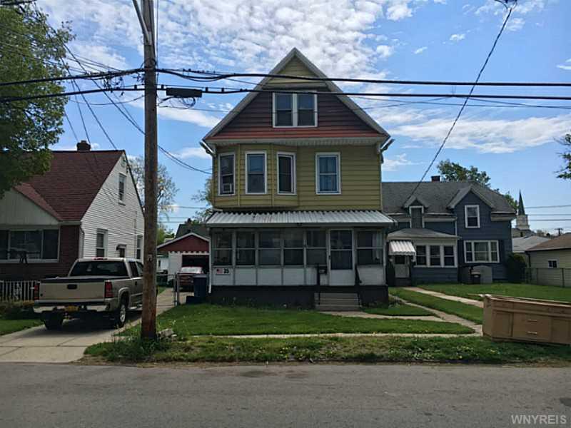 35 Leamington Pl, Buffalo, NY 14210