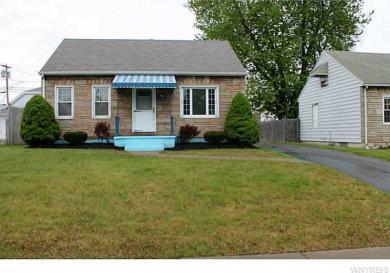 296 Merrymont Rd, Cheektowaga, NY 14225