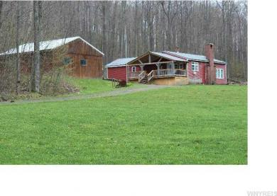 12770 Guernsey Hollow Rd, South Valley, NY 14738