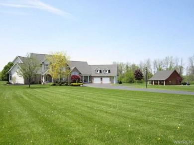 6444 Fisher Rd, Oakfield, NY 14125