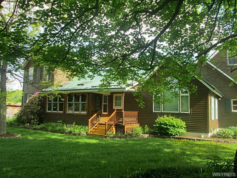 5504 Humphrey Road, Great Valley, NY 14741