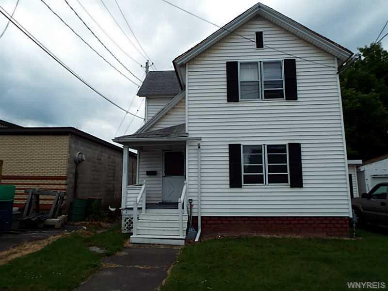 105 North 8th Street, Olean City, NY 14760