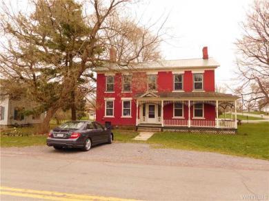 6154 Morganville Road E, Stafford, NY 14143