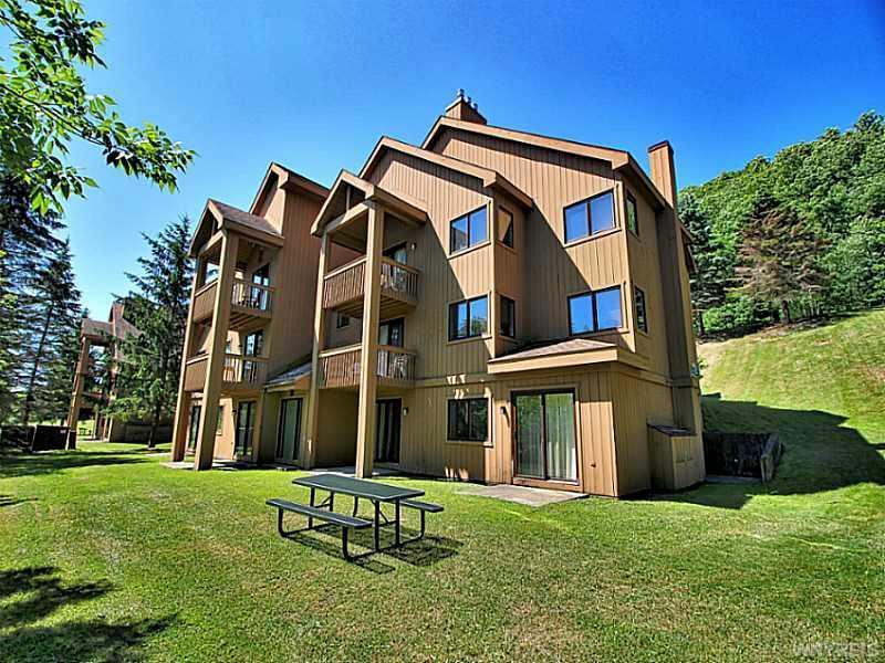D-103 Snowpine Village 5915 #103, Great Valley, NY 14741