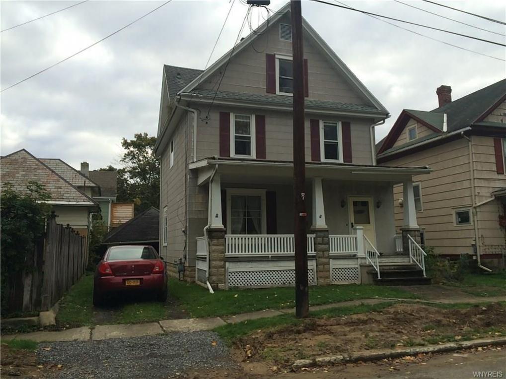 203 South 8th Street, Olean City, NY 14760