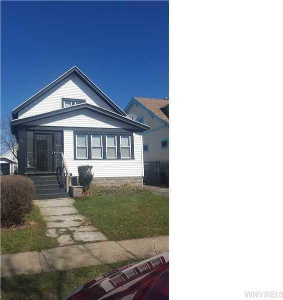 154 Stockbridge Avenue, Buffalo, NY 14215