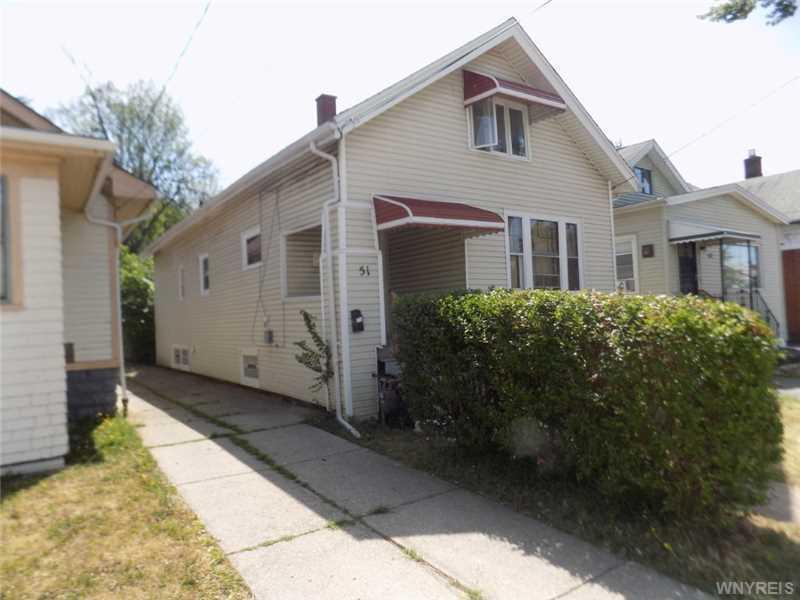 51 Comstock Avenue, Buffalo, NY 14215
