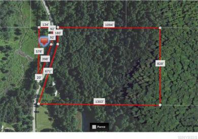 County Road 18 - Petrolia Rd - 23.8 Acres, Alma, NY 14708