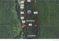 County Road 18 - Petrolia Rd - 56 Acres, Alma, NY 14708