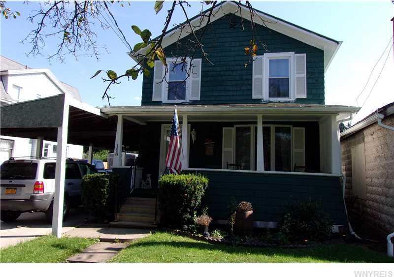 108 East Dyke Street, Wellsville, NY 14895