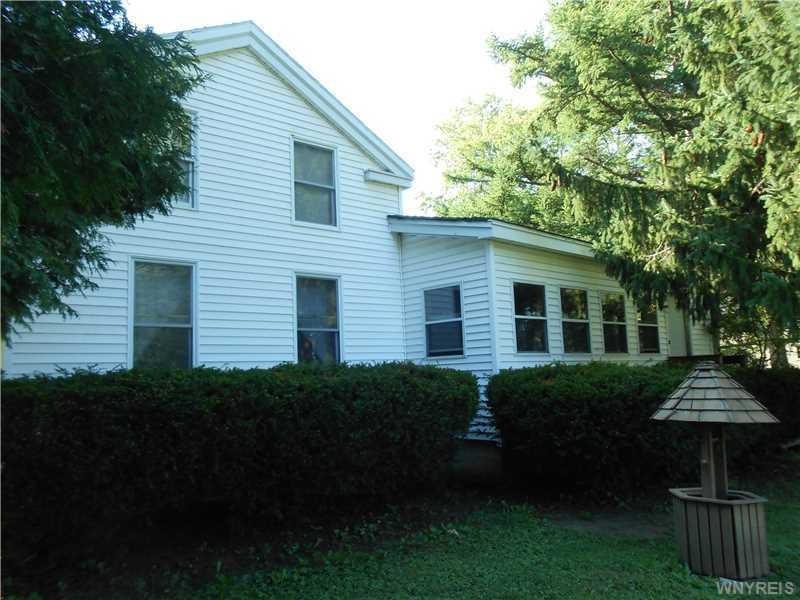 12169 Old Olean Road, Yorkshire, NY 14173
