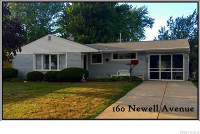 160 Newell Ave, Tonawanda Town, NY 14150