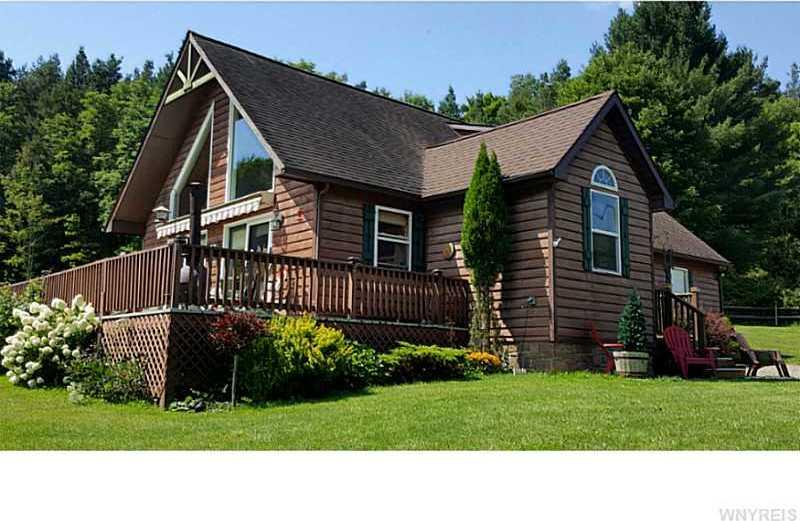 4317 Mountain Loft 1, Humphrey, NY 14741