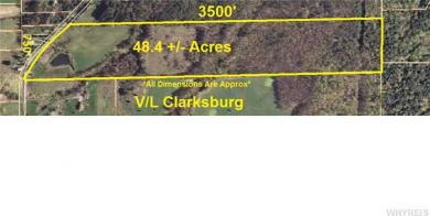 V/L Clarksburg, North Collins, NY 14057