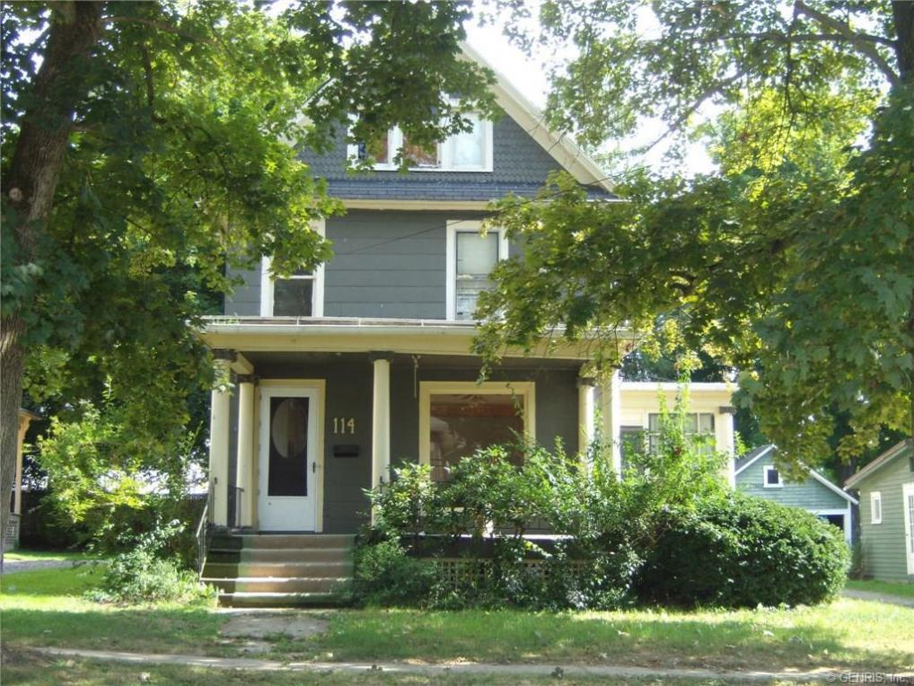 114 East Pearl Street, Wellsville, NY 14895
