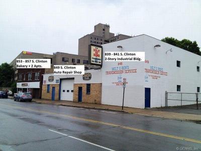 Photo of 839-849 South Clinton Avenue, Rochester, NY 14620