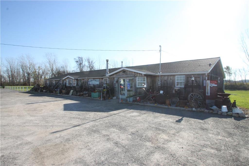 14462 Ridge Road West, Gaines, NY 14411