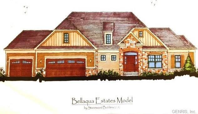 3 Bellaqua Estates Drive West, Chili, NY 14624
