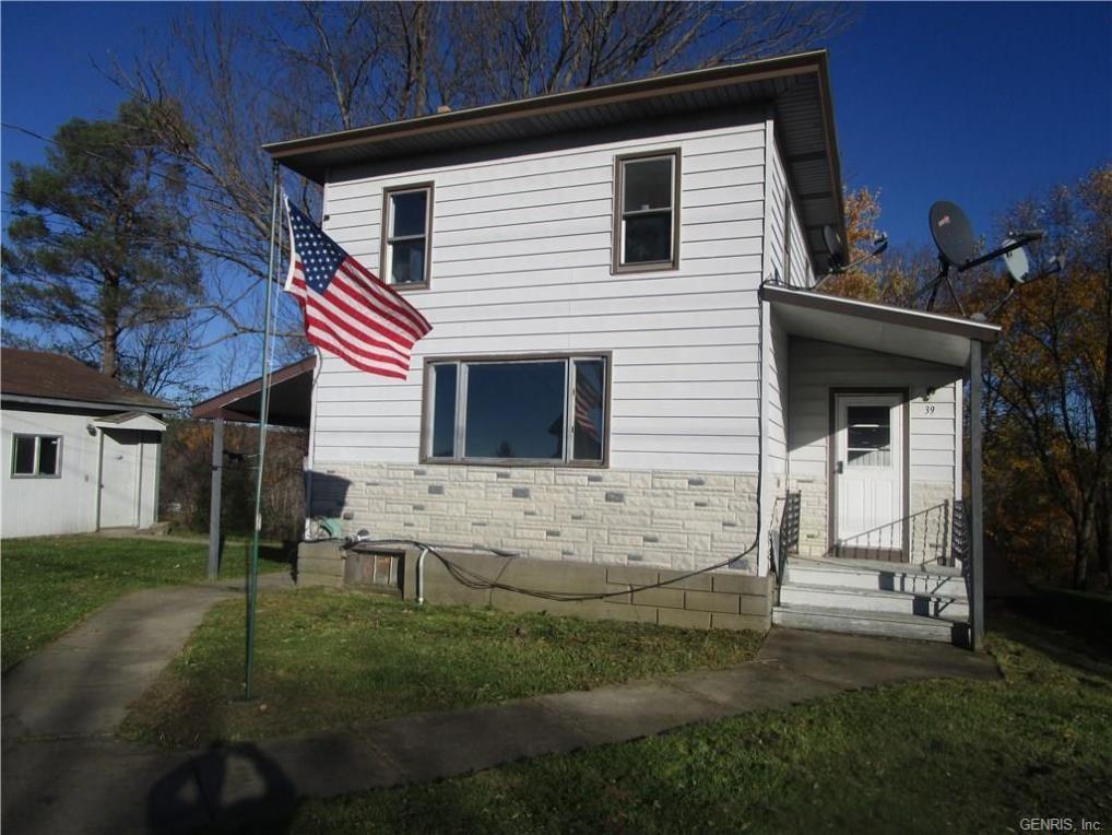 39 Linwood Avenue, Friendship, NY 14739