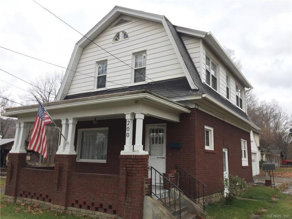 200 E Dyke St Street, Wellsville, NY 14895