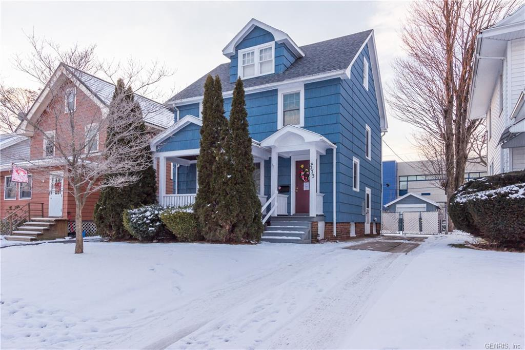 Mls r1024584 273 marion street rochester ny 14610 for Residential architects rochester ny
